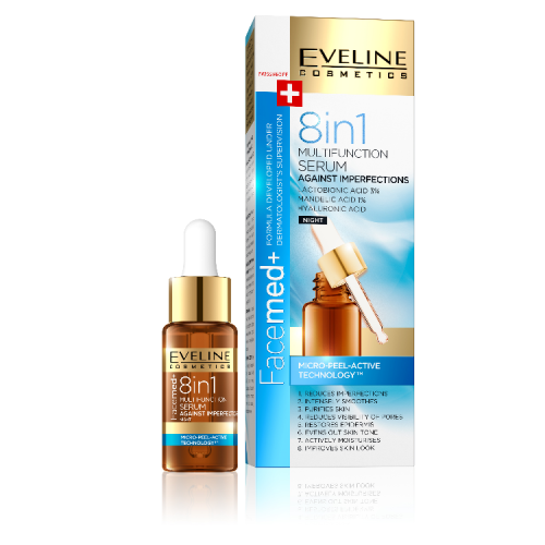 Facemed 8in1 serum
