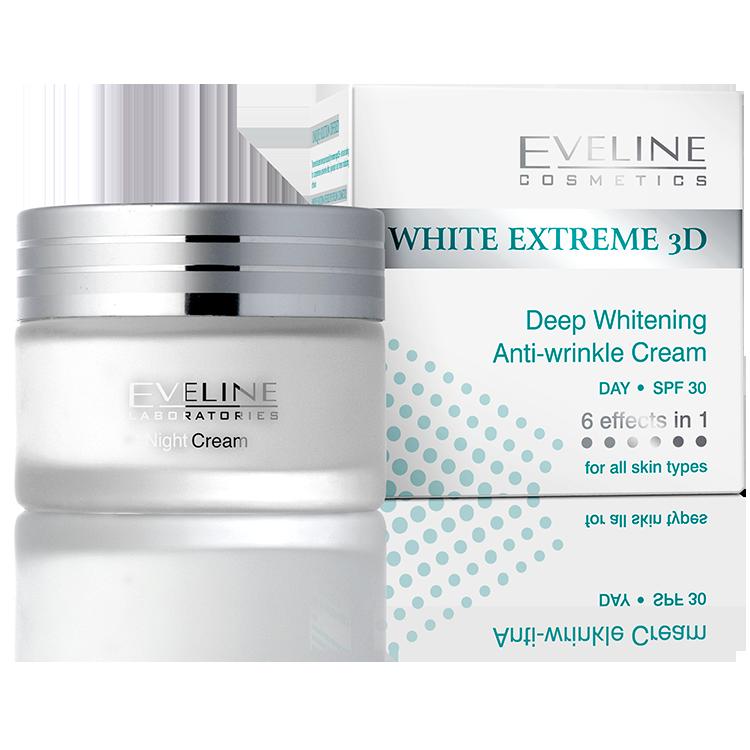 White Extreme 3D