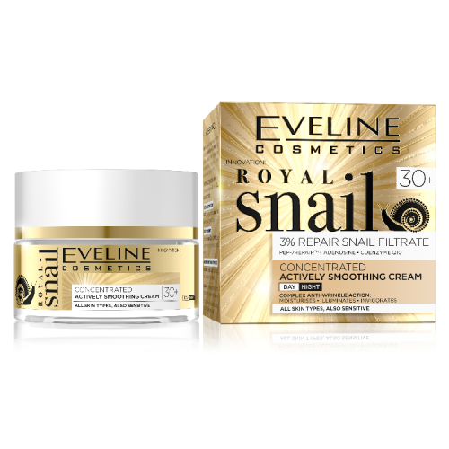 Royal Snail krém 30+
