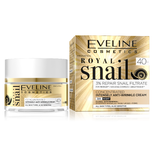 Royal Snail krém 40+