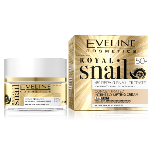 Royal Snail krém 50+