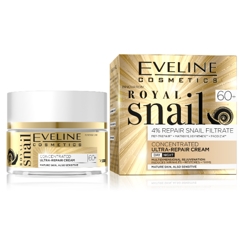 Royal Snail krém 60+