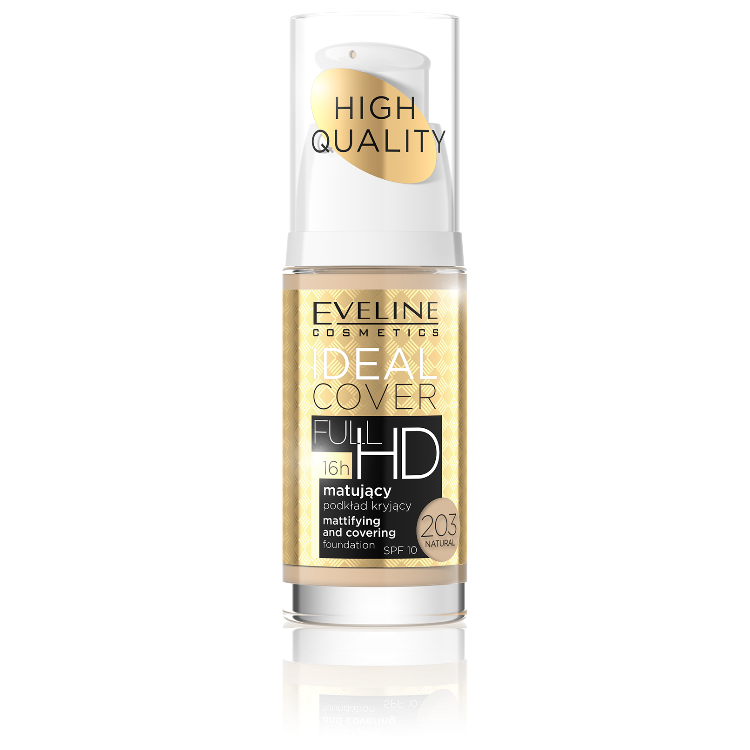 Ideal Cover Full HD 203