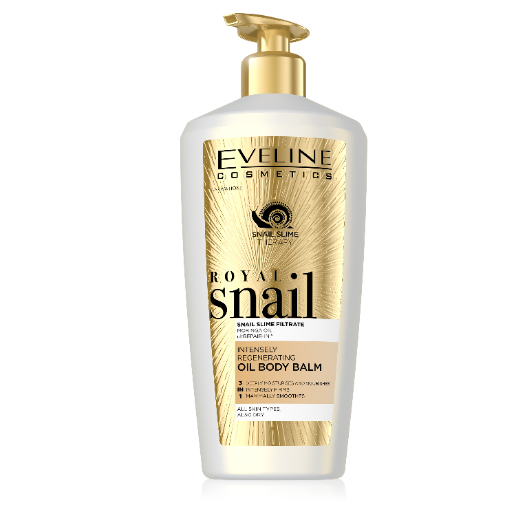 Royal Snail body balm w