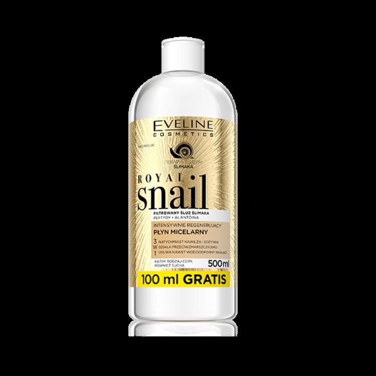 Royal Snail mic víz w