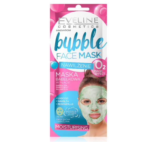 bubble mask hidra. w