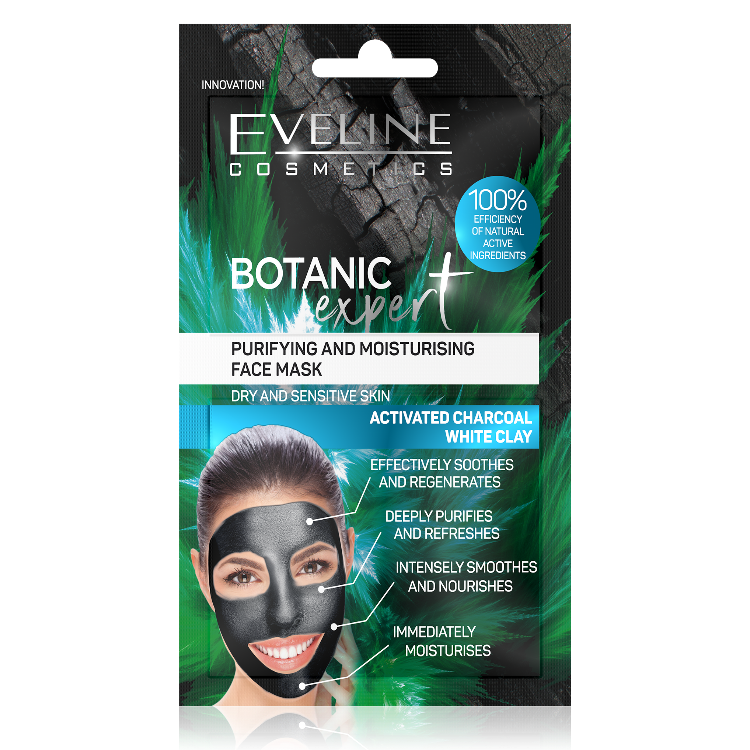 Botanic expert tiszt hidrat maszk w