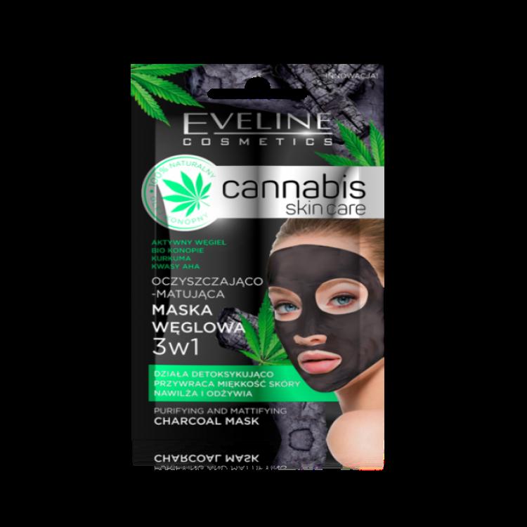 cannabis maszk w