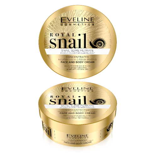 Royal Snail arc és testáp 200ml w