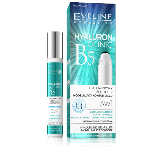 Hyaluron Clinic roll on w
