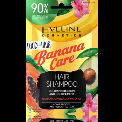 JD20FHSBAN 5903416002413 FOOD FOR HAIR BANANA CARE HAIR SHAMPOO 20ML w
