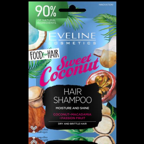 JD20FHSKOK 5903416002475 FOOD FOR HAIR SWEET COCONUT HAIR SHAMPOO 20ML w