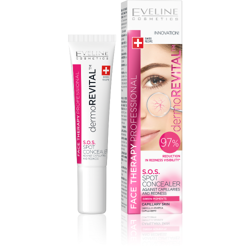 JE15FTPKNA 5901761995503 FACE THERAPY DERMOREVITAL S.O.S. SPOT CONCEALER AGAINST CAPILLARIES&REDNESS 15ML_png w