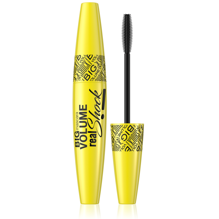 JLTUBIGSHOCK, 5901761982992 BIG VOLUME REAL SHOCK MASCARA w