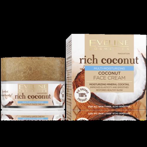 rich coconut